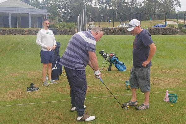 TS Golf Academy