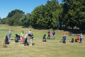 Come and Try Blind Golf days