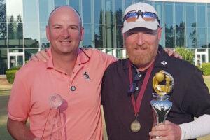 Neil Herdegen wins the 2020 Queensland Open