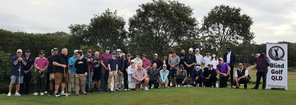 2021 Qld Blind Golf Open Parkwood International Golf Club